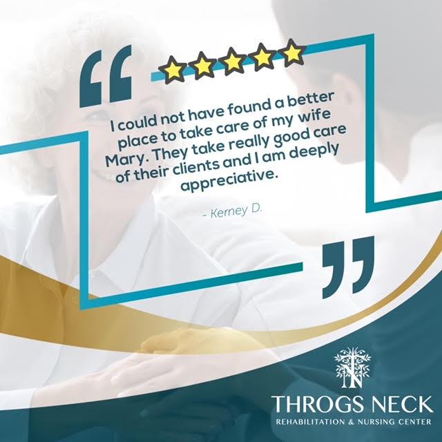Throgs Neck Testimonial