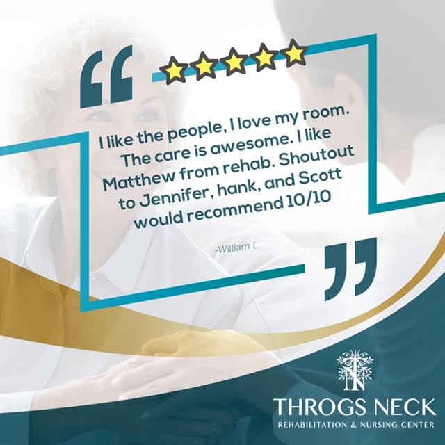 Review from William L.