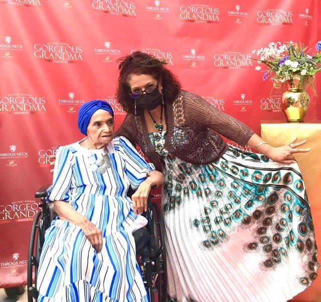 2021 Gorgeous Grandma Beauty Contest